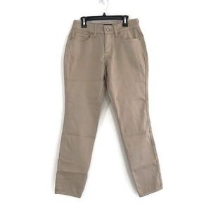 NYDJ Pants - NYDJ Ami Skinny Legging in Tan size 0P